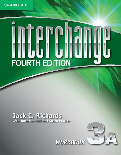 Abbildung von Richards | Interchange Level 3 Workbook A | 2013