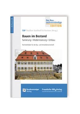 Abbildung von / Goldammer | Bauen im Bestand | 2012 | Sanierung - Modernisierung - U...