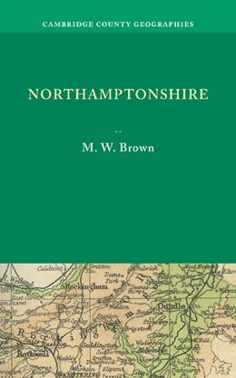 Abbildung von Brown   Northamptonshire   2012