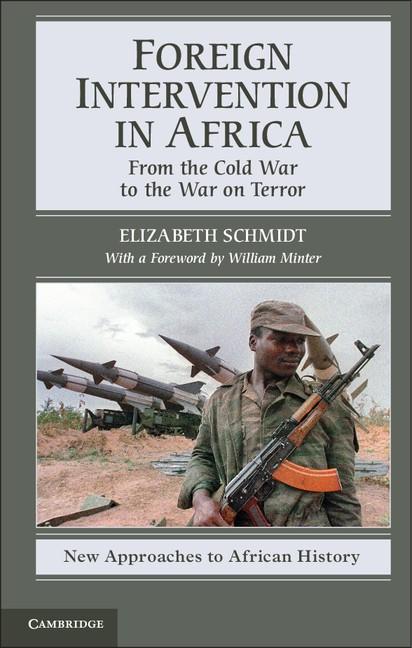 Abbildung von Schmidt   Foreign Intervention in Africa   2013