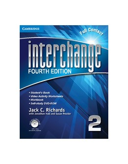 Abbildung von Richards | Interchange Level 2 Full Contact with Self-study DVD-ROM | 2012