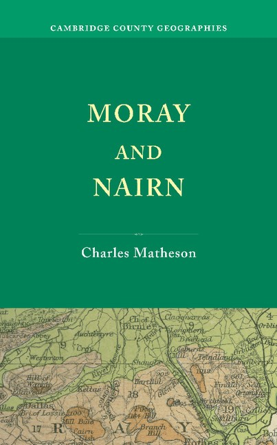 Abbildung von Matheson | Moray and Nairn | 2012