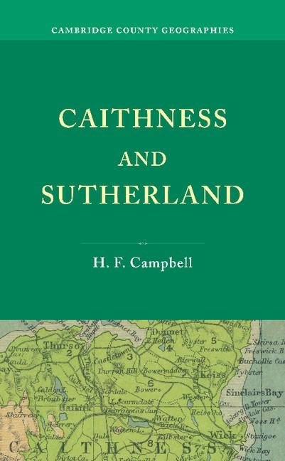 Abbildung von Campbell   Caithness and Sutherland   2012