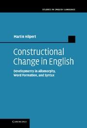 Abbildung von Hilpert   Constructional Change in English   2013