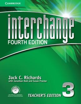 Abbildung von Richards | Interchange Level 3 Teacher's Edition with Assessment Audio CD/CD-ROM | 2012