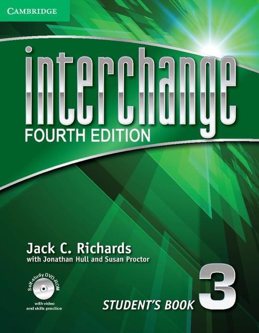 Abbildung von Richards | Interchange Level 3 Student's Book with Self-study DVD-ROM | 2012
