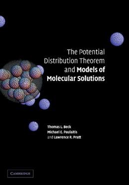 Abbildung von Beck / Paulaitis / Pratt   The Potential Distribution Theorem and Models of Molecular Solutions   2012