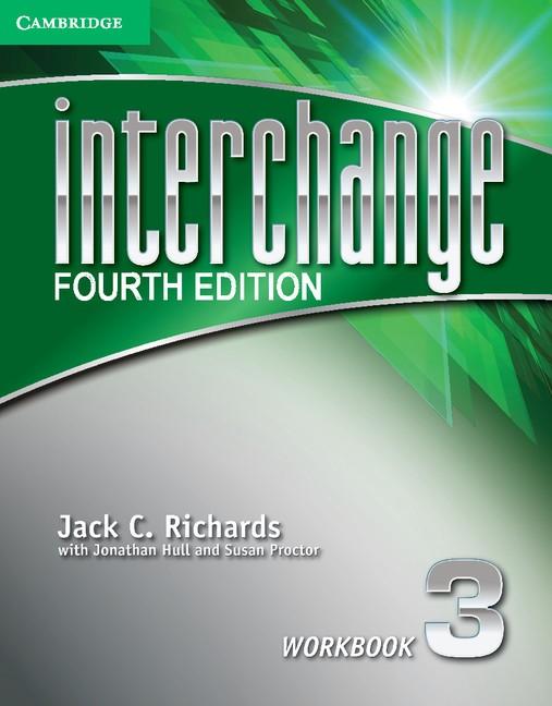 Abbildung von Richards   Interchange Level 3 Workbook   2012