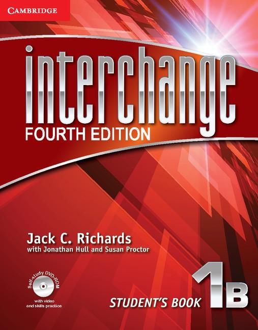 Abbildung von Richards   Interchange Level 1 Student's Book B with Self-study DVD-ROM   2012