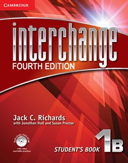 Abbildung von Richards | Interchange Level 1 Student's Book B with Self-study DVD-ROM | 2012