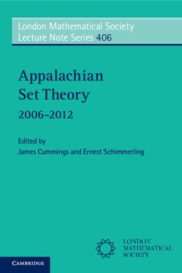 Abbildung von Cummings / Schimmerling | Appalachian Set Theory | 2012 | 2006–2012 | 406