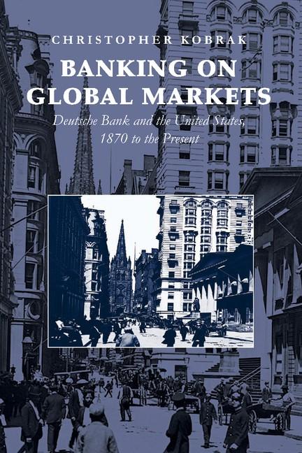 Abbildung von Kobrak   Banking on Global Markets   2012