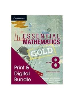Abbildung von Greenwood / Humberstone / Robinson   Essential Mathematics Gold for the Australian Curriculum Year 8 and Cambridge Hotmaths   2012