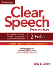 Abbildung von Gilbert | Clear Speech from the Start Teacher's Resource and Assessment Book | 2012