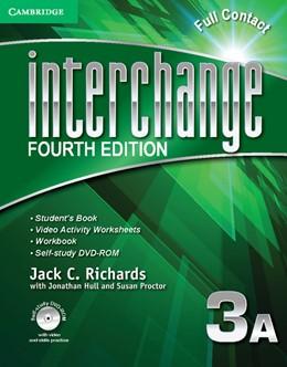 Abbildung von Richards   Interchange Level 3 Full Contact A with Self-study DVD-ROM   2012