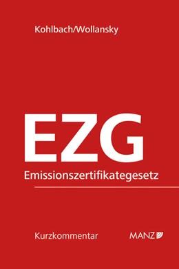 Abbildung von Kohlbach / Wollansky   EZG Emissionszertifikategesetz 2011   2012