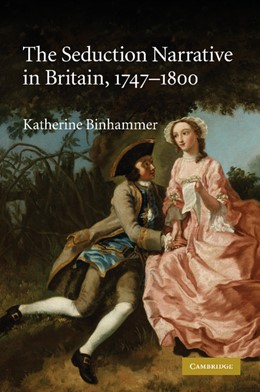 Abbildung von Binhammer | The Seduction Narrative in Britain, 1747–1800 | 2012