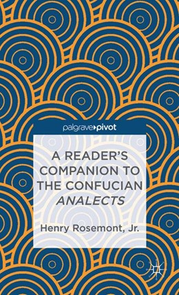 Abbildung von Rosemont | A Reader's Companion to the Confucian Analects | 2013 | 2012