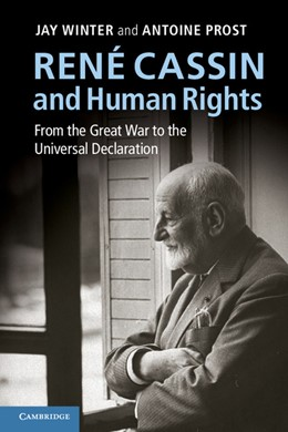 Abbildung von Winter / Prost | René Cassin and Human Rights | 2013 | From the Great War to the Univ...
