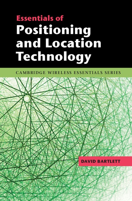Abbildung von Bartlett | Essentials of Positioning and Location Technology | 2013