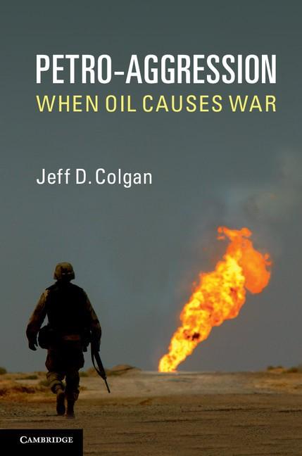 Abbildung von Colgan | Petro-Aggression | 2013