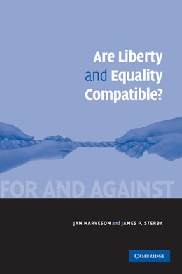 Abbildung von Narveson / Sterba | Are Liberty and Equality Compatible? | 2012