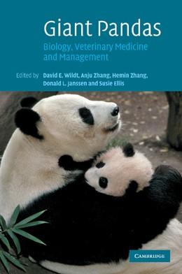 Abbildung von Wildt / Zhang / Janssen / Ellis | Giant Pandas | 2012