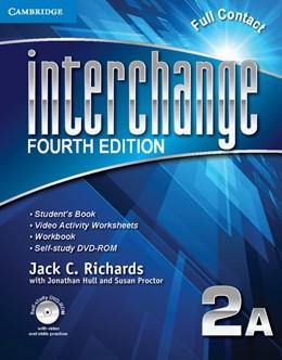Abbildung von Richards | Interchange Level 2 Full Contact A with Self-study DVD-ROM | 2012