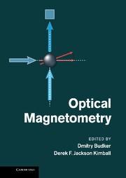 Abbildung von Budker / Jackson Kimball | Optical Magnetometry | 2013