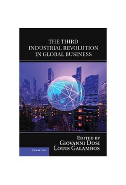 Abbildung von Dosi / Galambos   The Third Industrial Revolution in Global Business   2013