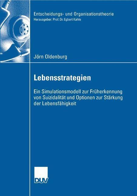 Lebensstrategien | Oldenburg | 2007, 2007 | Buch (Cover)