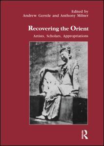 Abbildung von Gerstle / Milner | Recovering the Orient | 2001