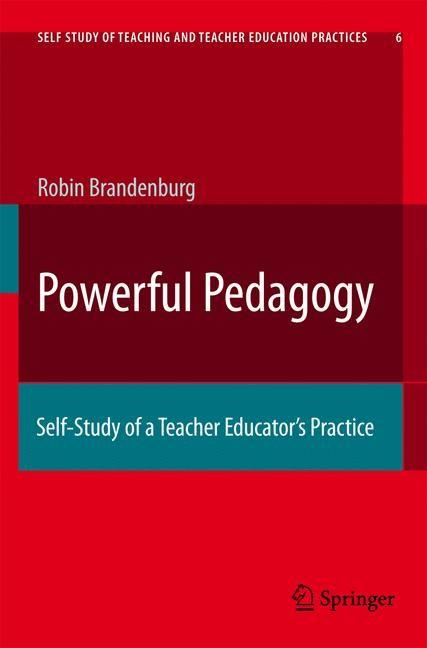Powerful Pedagogy | Brandenburg, 2008 | Buch (Cover)
