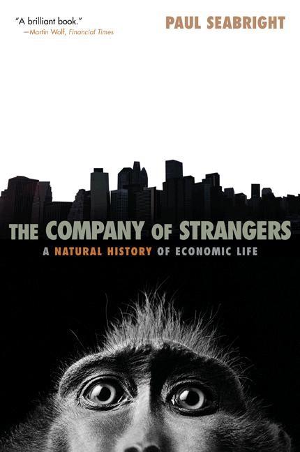 Abbildung von Seabright | The Company of Strangers | 2004