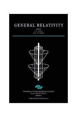 Abbildung von Hall / Pulham | General Relativity | 1996