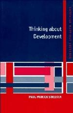 Abbildung von Streeten | Thinking about Development | 1997