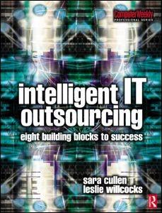 Abbildung von Willcocks / Cullen | Intelligent IT Outsourcing | 2003