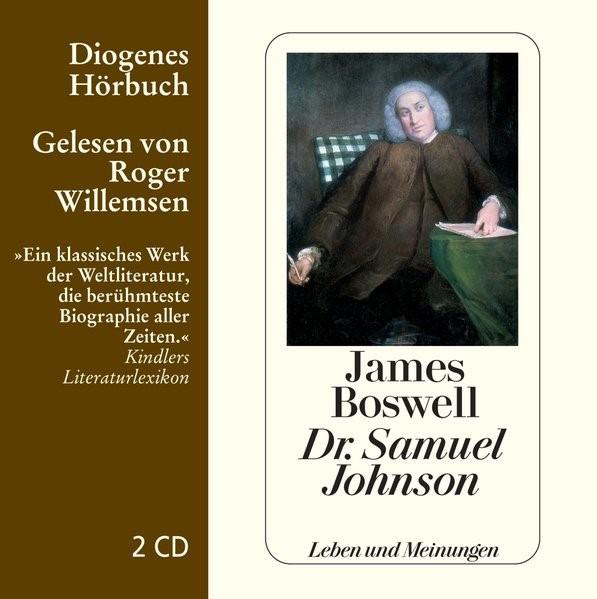 Dr. Samuel Johnson | Boswell, 2008 (Cover)