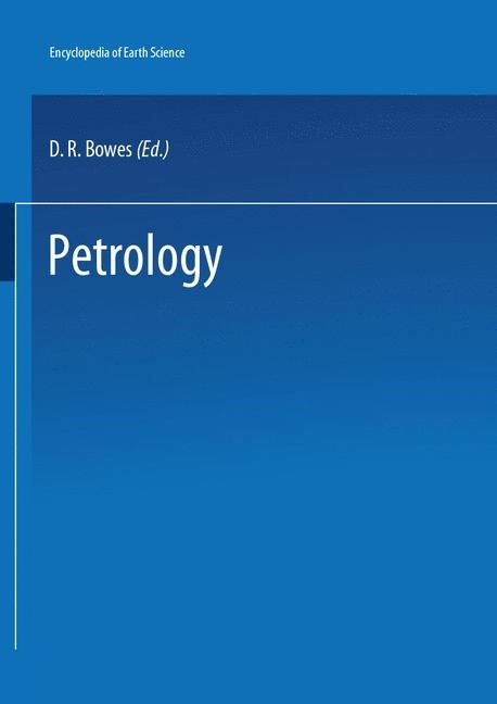 The Encyclopedia of Igneous and Metamorphic Petrology | Bowes, 1990 | Buch (Cover)
