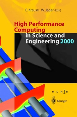 Abbildung von Krause / Jäger | High Performance Computing in Science and Engineering 2000 | 2001 | Transactions of the High Perfo...
