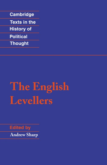 Abbildung von Sharp | The English Levellers | 1998