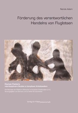 Abbildung von Adam | Förderung des verantwortlichen Handelns von Fluglotsen | 2009 | Human Factors interdisziplinär...
