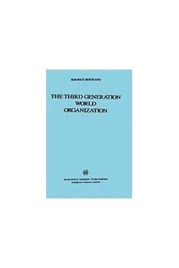 Abbildung von Bertrand | The Third Generation World Organization | 1989 | 1989