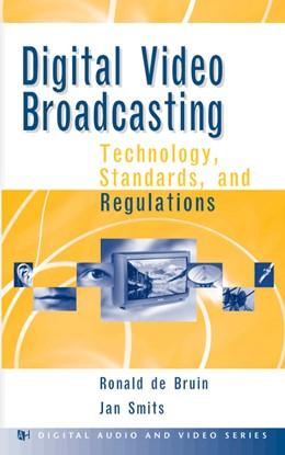 Abbildung von Matteson | Digital Video Broadcasting | 1999 | Digital Video Brotechnology, S...