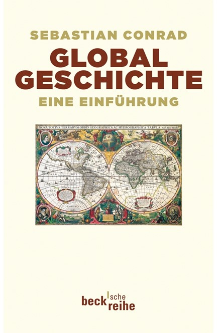 Cover: Sebastian Conrad, Globalgeschichte