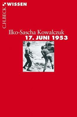 Abbildung von Kowalczuk, Ilko-Sascha | 17. Juni 1953 | 2013 | 2771