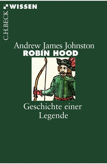 Cover: Andrew James Johnston, Robin Hood