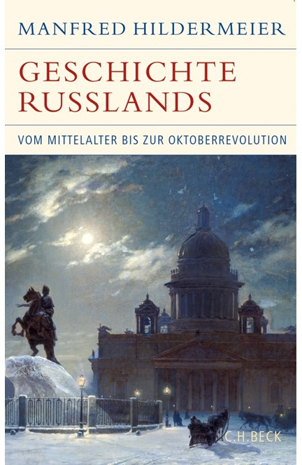 Cover: Manfred Hildermeier, Geschichte Russlands
