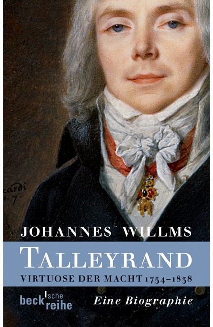Cover: Johannes Willms, Talleyrand