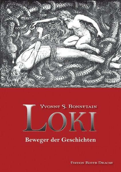 Loki   Bonnetain, 2013   Buch (Cover)